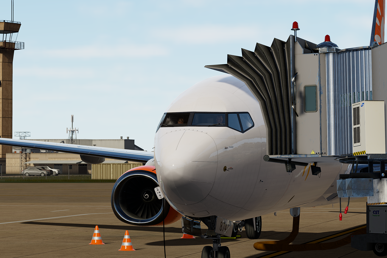 SunWest Airlines - Cleared for Takeoff!