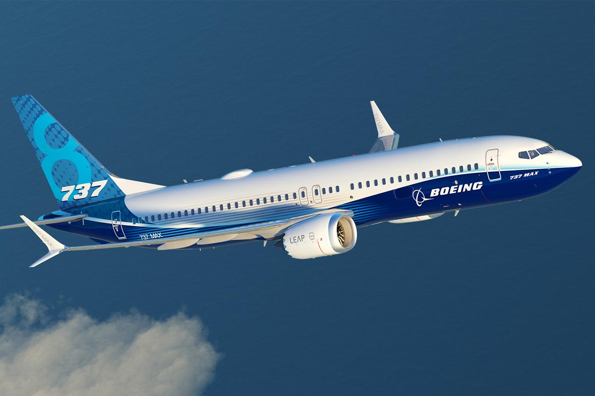 SunWest Confirms Order for 10 737 MAX 8 Aircraft